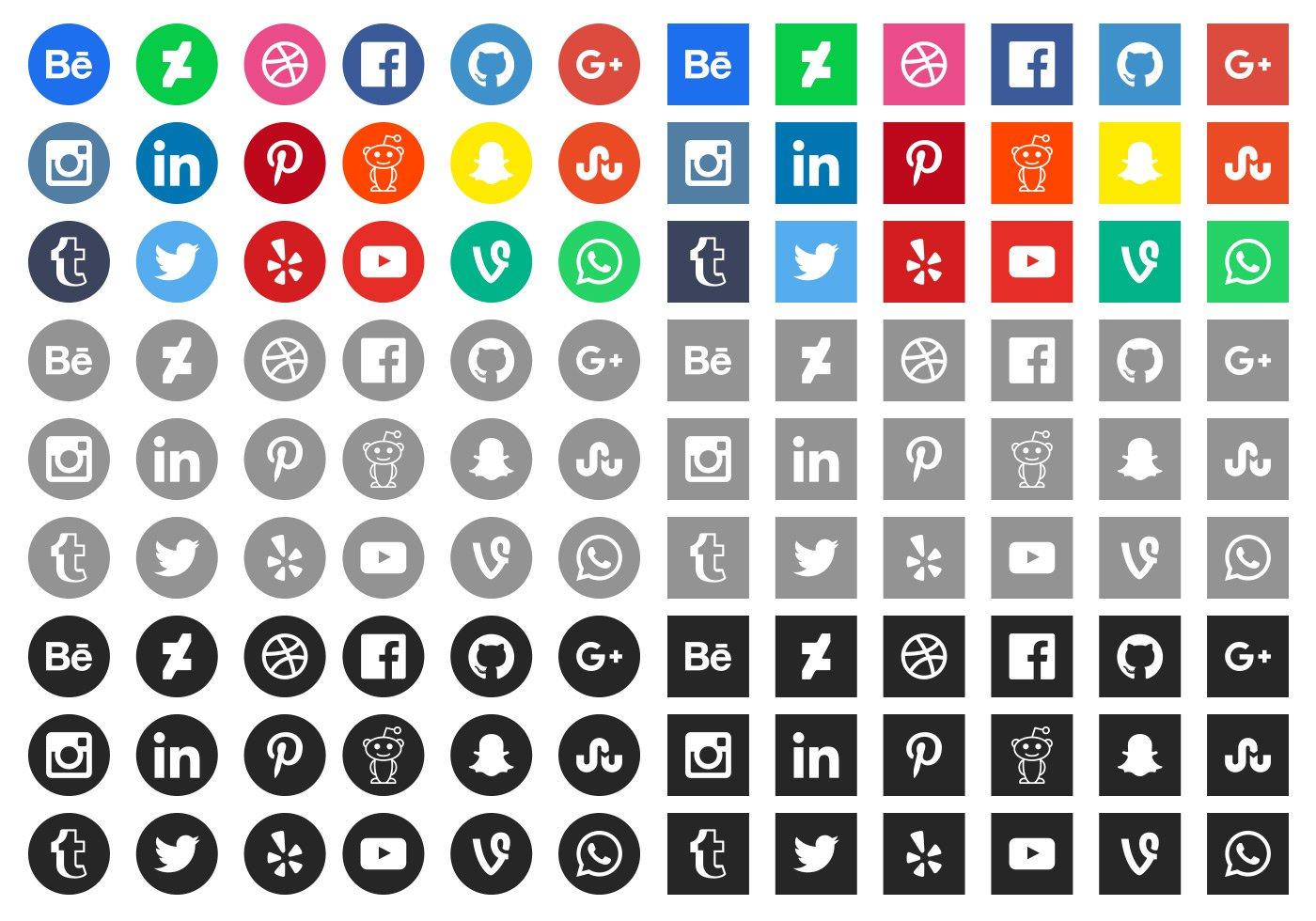Adding social media links to your sidebar in WordPress